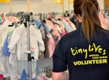 Sale Volunteer
