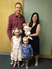 Watson Family 2013
