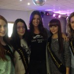 volunteers and miss newcastle