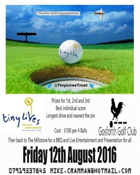Golf Day Poster