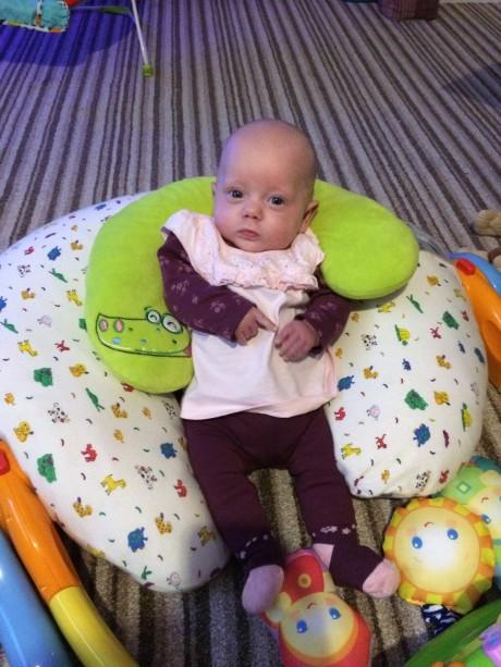 Poppy 20 months old