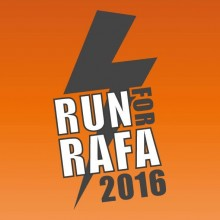 Run for Rafa LOGO