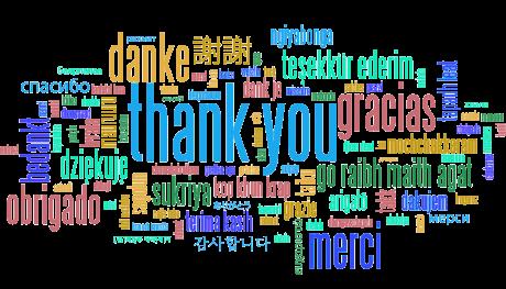 Thank you Bilingual 2