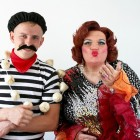 Miss Bunty and Igor promo shot