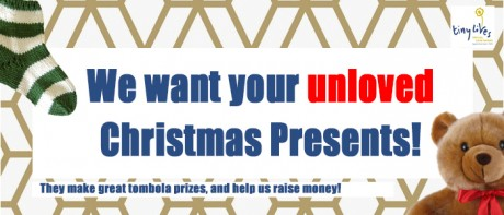 Unloved Xmas Pressies email signature