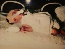 Jessica Cartner on the Neonatal Unit (GNR19, Tiny Lives Trust) (2)