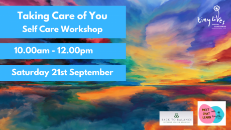 Self Care Workshop Sept 19 (for Facebook Event)