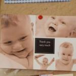 Smiling Baby Photo