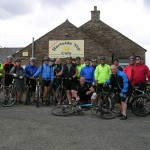 10 years after their first Tiny Lives c2c, Team FB (Fat Boys!) cycled the Coast to Coast for Tiny Lives in 2012 raising a fantastic £2500