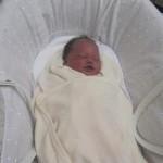 Baby Ellie Warburton 1