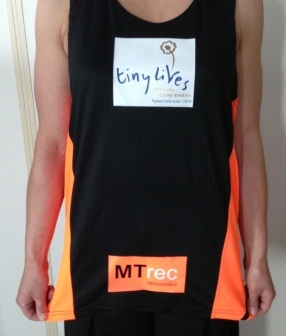 MTrec running vest
