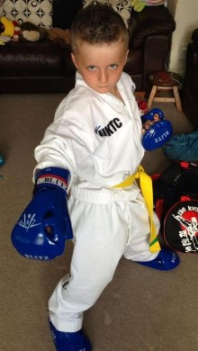 charlie the fighter
