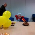 Isaac and cake 2