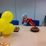 Isaac and cake 3