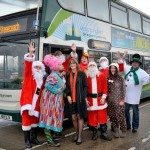 Staff from Walkergate and Slatyford bus depots are raising money for charity, including Tiny Lives