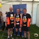 Paul Hendry, Rob Kennedy, Stephen Wallace