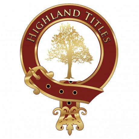 Highland Titles