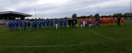 Football match 15.05.2015