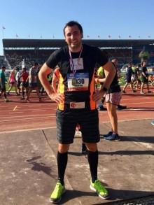 Amsterdam Marathon 1