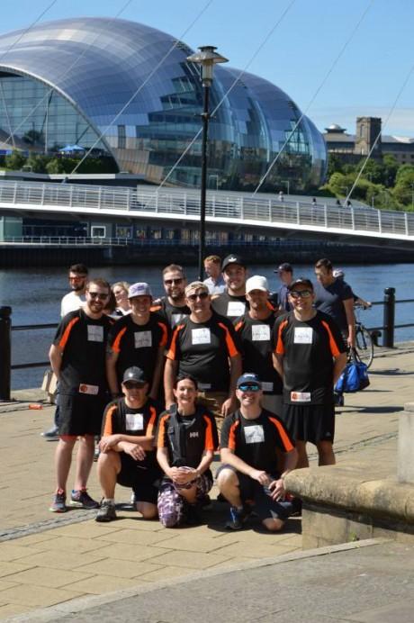 Avan Mullen - Tyne Boat Race