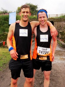 Chris Stewart - Tough Mudder