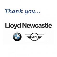 Thank you Lloyd Newcastle (for social)