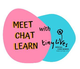 Meet, Chat, Learn Logo